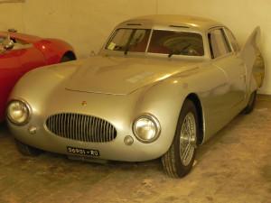 CISITALIA 202 MM Savonuzzi Coupe Aerodinamica