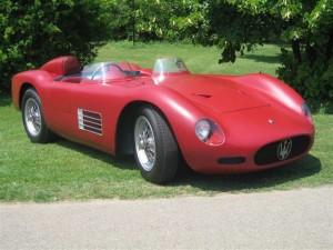 Maserati 200 S