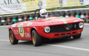Lancia Fulvia HF barchetta F&M